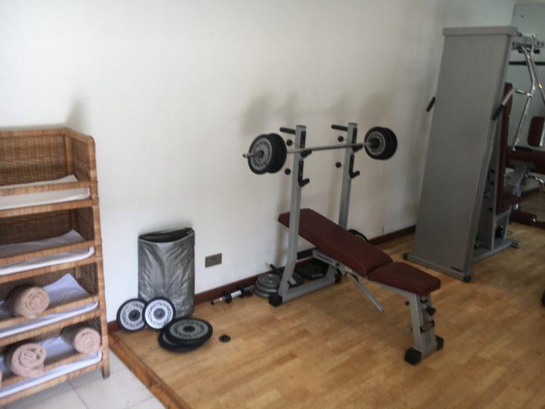 Gym by L'eola