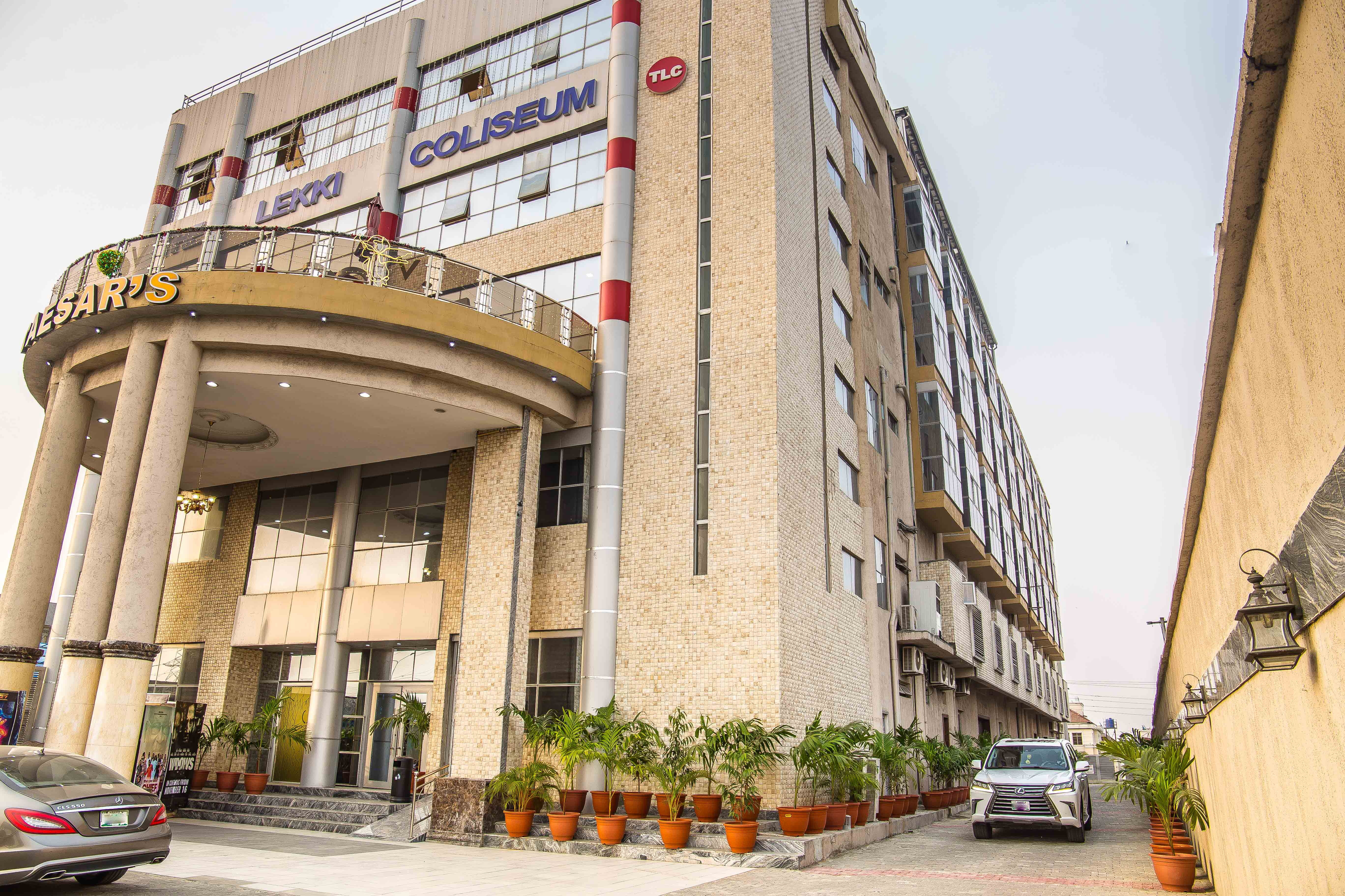 Best Hotels In Lagos, Nigeria – Noxiae First Visit Review of Caesar's by TLC  at the Lekki Coliseum